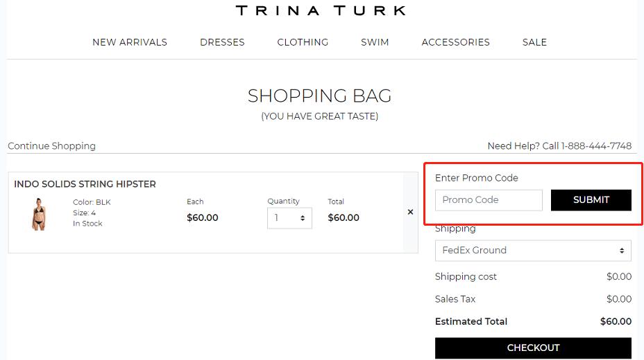 Trina Turk Coupons