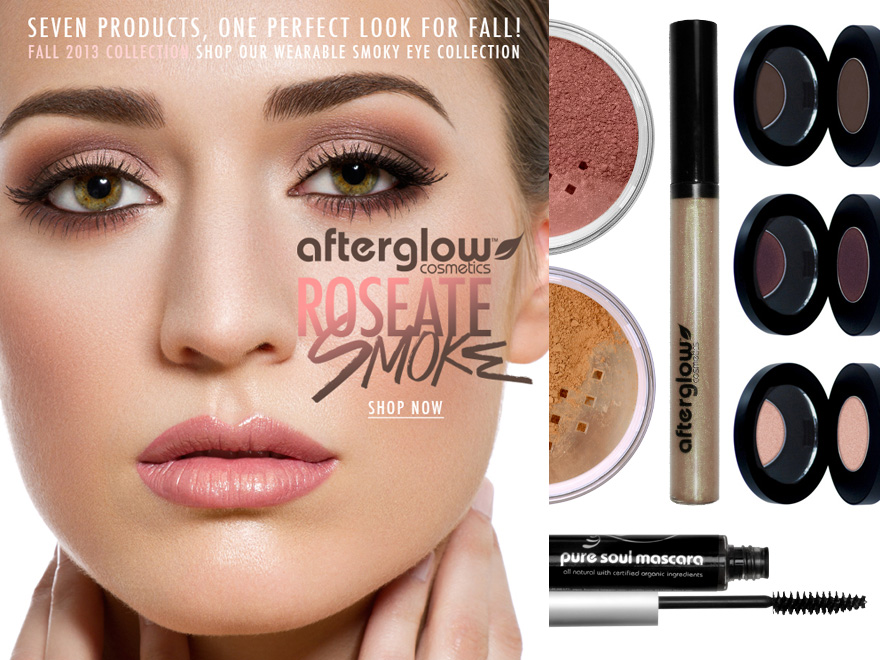 Afterglow Cosmetics Coupons